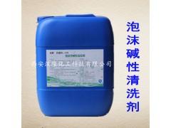 泡沫型碱性清洗剂 食品级清洗剂 食品设备专用清洗剂