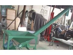 自动上料移动绞龙,电动升降螺旋粮食提升机