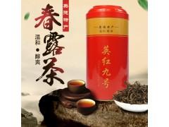 供道茶业产地直供精选英红九号红茶大罐装