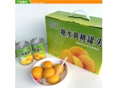 黄桃罐头厂家