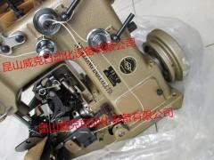 威克牌DS-C全自动缝包机自动剪纸切线封口机