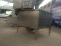 新款不锈钢油炸机,油水分离型油炸锅价格