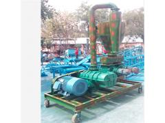 移动式气力输送机 面粉车载吸粮机