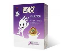 西悦优护系列婴幼儿配方奶粉盒装三段