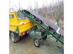 裙边式皮带输送机 TD75型皮带输送机 不锈钢输送机