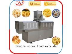 休闲膨化食品加工设备