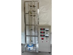 精馏实验装置玻璃精馏设备多功能精馏实验装置