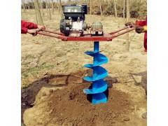 厂家专业挖坑机直销/园林苗圃挖坑机