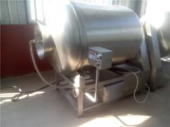 鸡柳真空腌制机,肉制品腌制必备真空滚揉机