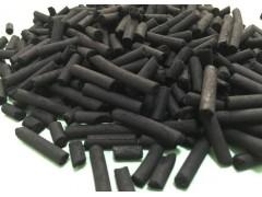 煤质柱状活性炭吸附力强强度高价格