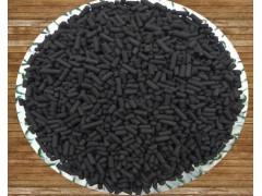 脱色吸附除臭用煤质柱状活性炭厂家价格