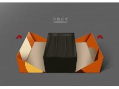 酒盒包装公司 专业推荐双支装红酒盒 款式新颖 设计精美