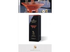 昌黎启智高级红酒包装设计公司 葡萄酒盒生产批发商