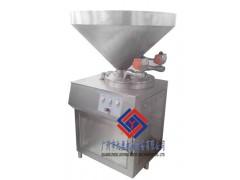 广式莞式自动腊肠香肠灌肠机图片价格,双口电动液压灌肠机厂家