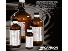 美国cannon标油cannon粘度标油cannon闪点标油