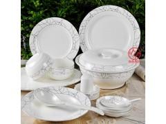 骨瓷餐具礼品创意婚庆高档餐具套装