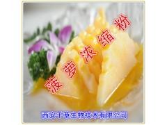 菠萝纯天然提取物菠萝浓缩粉厂家生产提取物
