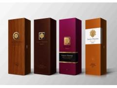 昌黎启智专业红酒包装设计公司 葡萄酒礼盒设计批发商