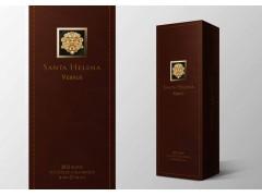 昌黎启智专业红酒包装设计公司 葡萄酒皮盒生产批发商