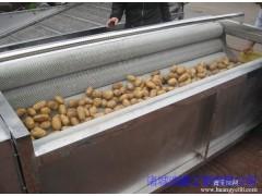 供应土豆清洗去皮机