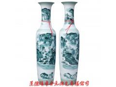 庆典礼品大花瓶 客厅落地大花瓶摆设