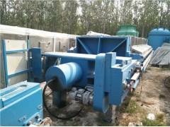 转让二手造纸厂污水处理设备