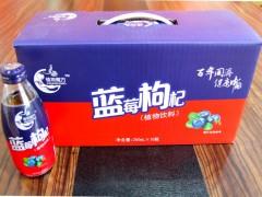 蓝莓枸杞植物饮料