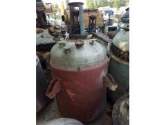 梁山市场出售二手3吨不锈钢反应釜