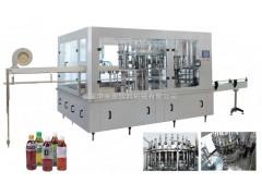 奶茶饮料自动灌装生产线