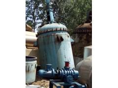 出售二手10吨搪瓷反应釜,二手10吨搪瓷反应釜