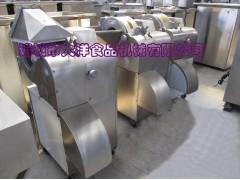 高效红薯切丁机,大洋牌水果切丁设备