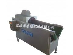 豪联 HLQC-B1型白菜切半机 /韩国泡菜专用设备