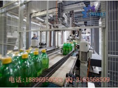 瓶装含气饮料灌装机 全自动碳酸饮料生产线设备