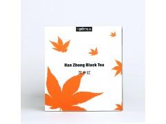 汉中红盒装红茶厂家直供特价包邮