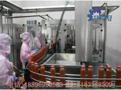 果汁生产设备 小瓶饮料灌装机