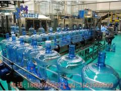 桶装纯净水灌装设备 5加仑矿泉水生产线
