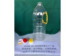 1.8升塑料壶3.6斤塑料瓶促销装塑料瓶油瓶白酒瓶