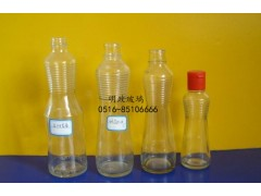 食用油瓶生产厂家 玻璃油瓶