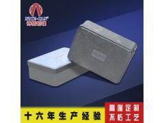 优质制罐厂家低价供应马口铁收纳盒 马口铁包装盒批发