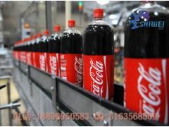 瓶装汽水生产线 三和一碳酸饮料灌装机