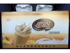 众多奶茶粉的品牌速溶奶茶粉北方厂家就看它