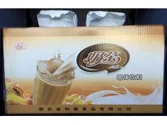出众三合一速溶奶茶由实力奶茶粉厂家研发生产