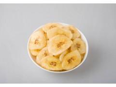 厂家直销 菲律宾香蕉脆片原料供应或OEM