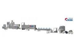 变性淀粉机器设备生产线