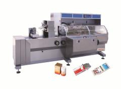 高速自动装盒机 可定制装盒机 奶粉食品自动高速装盒机