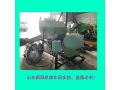 青贮饲料打包机 青贮玉米液压打包机 价格