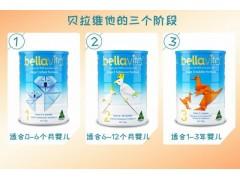 澳洲贝拉维他婴幼儿奶粉1-3段可靠安全最靠谱
