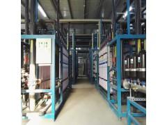 100t/h除盐水系统,热电厂锅炉除盐水设备