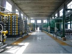 锅炉补给水系统设备,全膜法或双膜法EDI除盐处理系统设备