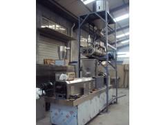 夹心米果机器设备生产线
